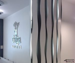 Akrilik tasarımlar - Ankara Akrilik