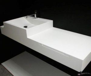 Akrilik Banyo Tezgahı